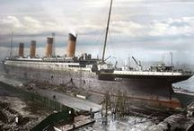 The R.M.S Titanic / by Jason Noway