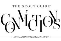 TSG Convictions / Support LOCAL and other principles we believe in.
