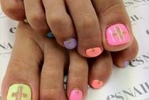 "NAIL Colors Pedi Colors / ""your nails are a reflection of yourself"" / by Taras Glam"