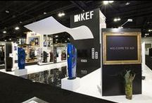 Exhibit Design - Large Custom > 900sf+ / From conceptual design to the lively, iconic representation of your brand at trade shows, showrooms, museums, events and more, our custom exhibit designs stand out from the rest.