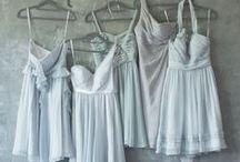 Bridesmaid Dress / --------------