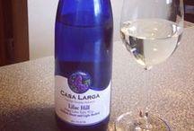 Our Wines / Award-winning wines from Casa Larga Vineyards