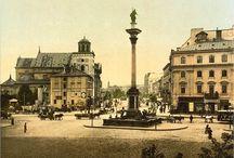 My Warsaw. Moja Warszawa. / Zdjęcia historyczne i te z miejsc mi bliskich...