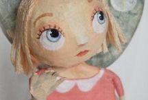 Dolls 05 / by Cinnabar Drake