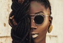 Supermelanin: Everything Natural Hair / Natural hair  African hair Hair Growth Black Hair Hairstyles