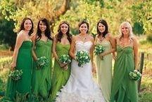Spring Winery Weddings