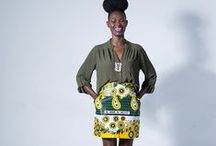 Tatusi 2014 / Made in Africa: skirts and dresses in bold and vibrant prints