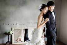 Photograph IDEA :: Wedding (Dress & Tuxedo) / Photograph example of the Wedding Dress