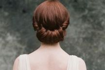 Wedding Day Hair / Our favorite styles for your wedding day and beyond