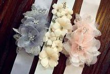 Bridal Sashes / Bridal Sash
