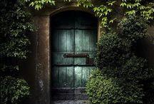 Ovet, ikkunat ja portit