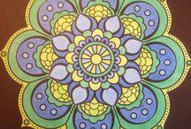 Tegning og maling / Her er der de ting jeg enten har tegnet eller malet