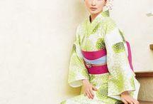 Photograph IDEA :: Kimono