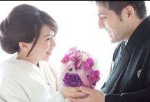 Photograph IDEA :: Wedding (Kimono) / Photograph example of the Wedding Kimono
