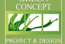 GREEN CONCEPT / PROGETTAZIONE E REALIZZAZIONE GIARDINI, TERRAZZE PISCINE. STUDIO BOTANICO.