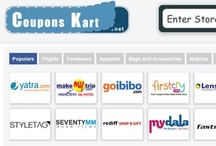Couponskart Home Page / Get Coupon Codes, Discount Codes, Promo Codes, Offers, Daily Deals and use them for online shopping.  Enjoy shopping with some exiting discounts