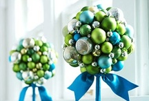 Decorating for the Holidays / With the holidays just around the corner, do you have any decorating tips or tricks?  Or maybe you've seen some decorating that blew you away, let's see your ideas and get ready for the holidays.
