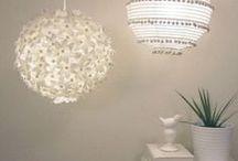 Magical Lampshades - Märchenhafte Lampenschirme / Phantasievolle Lampenschirme fürs Kinderzimmer