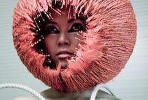 ı Hair Headpieces Masks ı / by ExitLab