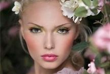 Makeup Looks :) / The elegant, exotic, extravagant, or simple styles of make up.