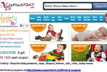 Firstcry Coupons - Shop baby products online in India