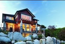 Enchanting North Van Custom Home