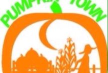 Fun at Pumpkin Town! / Tulsa pumpkin patch and maze.