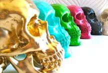 Skull Art / by Boston Bruins Chic