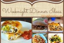 Quick Weeknight Dinners / Sometimes, it's hard to find the time to make a healthy dinner during the week. Check out these recipes for inspiration.