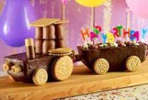 Childrens` Birthday Party - Kindergeburtstag / Wundervolle Partyideen für den Kindergeburtstag