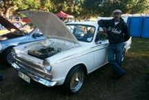 Ford Cortina / The South African Ford Cortina