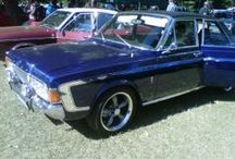 Ford Taunus / Ford Taunus P3 P5 P7a P7b was produced in right hand drive in South Africa in Port Elizabeth