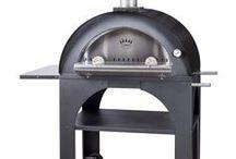 CLEMENTI Wood fired oven PULCINELLA 80x60 / Pulcinella oven 80x60