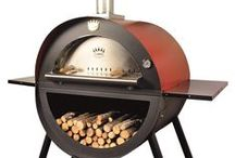 CLEMENTI Wood burning oven HAPPY DAY 80x60 / Happy Day version 80x60
