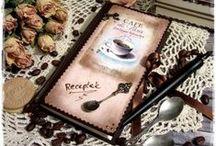 Egy csésze kávé - füzet