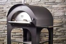 CLEMENTI Wood fired oven PULCINELLA MAXI 100x80 / Pulcinella Maxi 100x80
