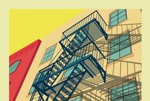 architectural drawings / photography