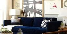 Casa Soñada / Algunas ideas que me inspiran a diseñar mi apartamento.