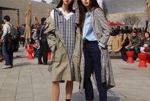 ▫️ 한국 패션