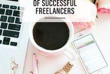 Freelance tips. / freelance tips.
