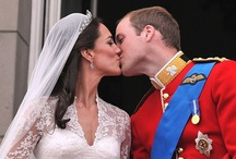 Royals Will and Kate / by Beverly Dietsch