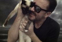 Ricky Gervais <3