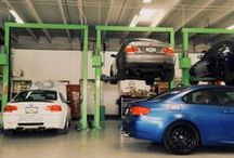 BMW Service - Repair / Specializing in all things BMW, regardless if you are in need of regular maintenance or a repair, Active Autowerke can take care of you. While we strive to perform same day service, if we aren't able we have an inexpensive rental option available. Our wait area has wi-fi, beverages and a flat screen tv. Family owned and operated, we understand what it's like to be on the other side of the desk.