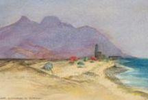 Cabo de Gata. Almería.Spain / Author : Anónimo de la Piedra  https://www.facebook.com/pages/An%C3%B3nimo-de-la-piedra-Fine-Arts-Photograpy/647705038659145?ref=hl  http://anonimodelapiedra.blogspot.com.es/