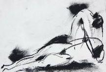 Art Female Nude.Drawings / Art Female Nude.Drawings   Author : Anónimo de la Piedra  https://www.facebook.com/pages/An%C3%B3nimo-de-la-piedra-Fine-Arts-Photograpy/647705038659145?ref=hl  http://anonimodelapiedra.blogspot.com.es/