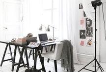 Green Workspace / Studio