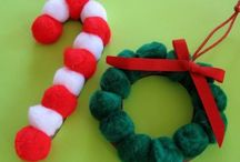 Christmas craft for preschoolers / Christmas craft ideas for preschoolers