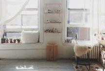 Huisje / bedroom inspiration