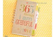Ideas for Gratitude journaling ❤️