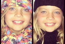 Yara / Yara in de nieuwe wintercollectie van Rumbl @capito kinderkleding